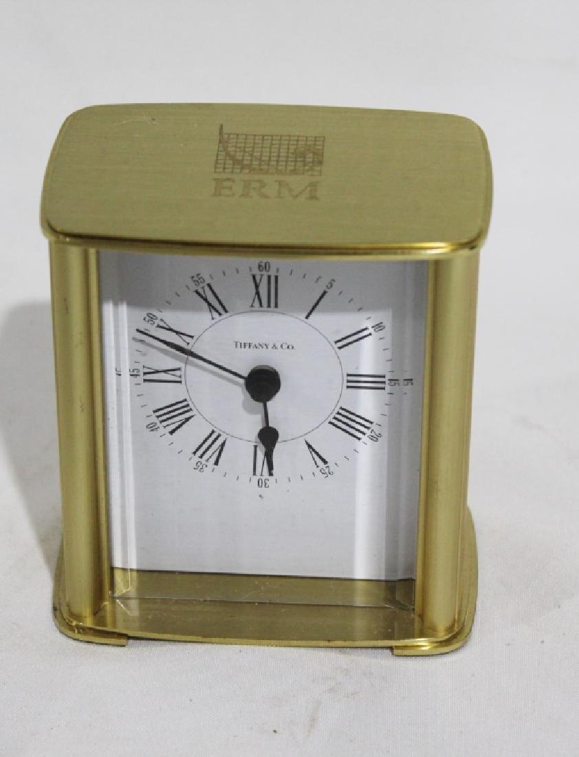 Tiffany & Co. Battery Clock