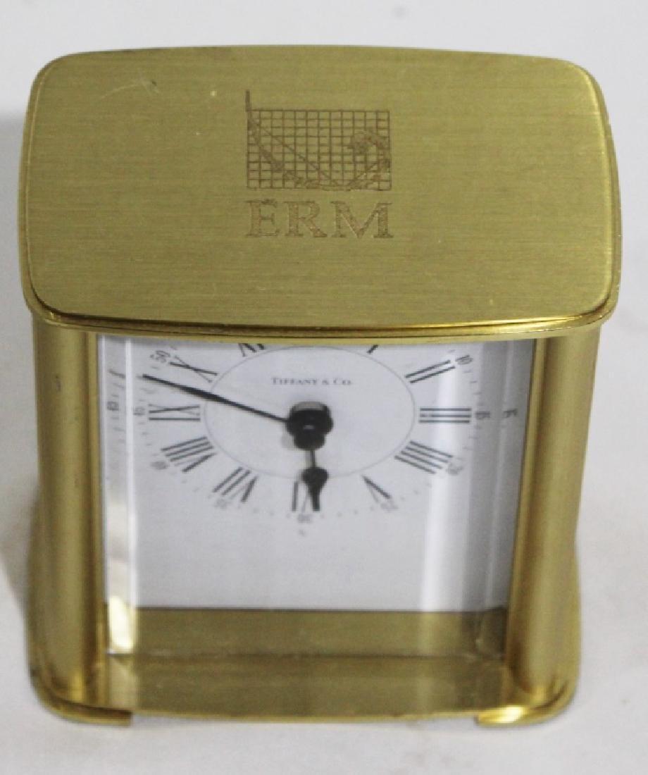 Tiffany & Co. Battery Clock - 2