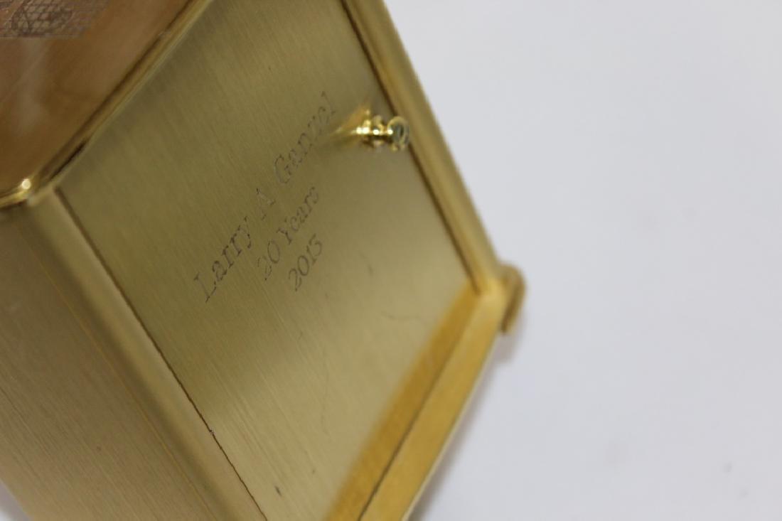 Tiffany & Co. Battery Clock - 3