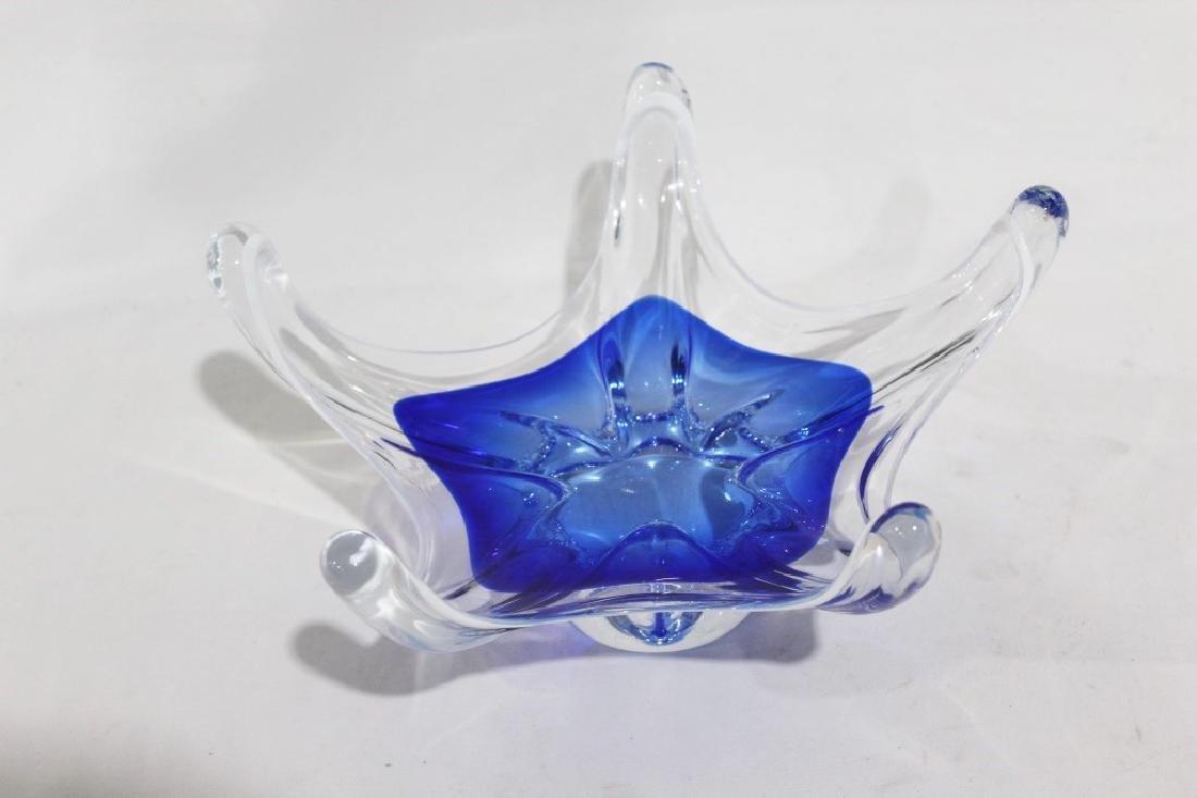 Murano? Blue Star Fish Bowl