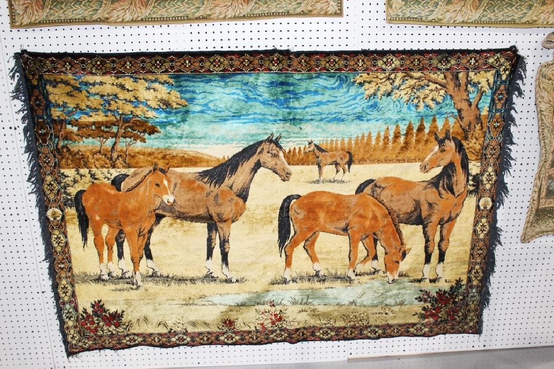 Large Horse Tapestry