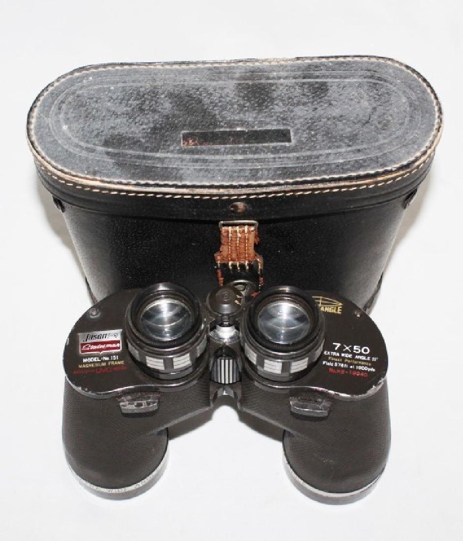 Jason Statesman Model 151 Binoculars 7x50