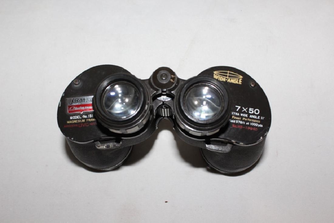 Jason Statesman Model 151 Binoculars 7x50 - 2