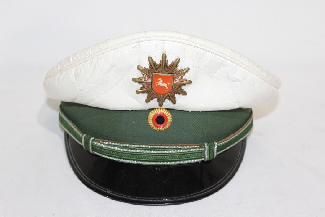 German Police visor Cap - Lower Saxony Badge