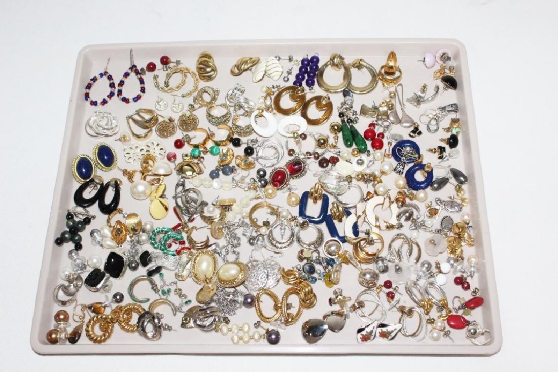 Box Lot of Misc Earrings