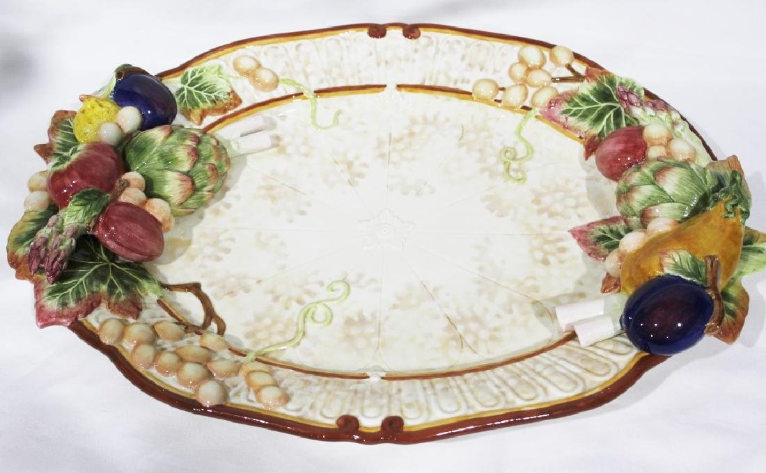 Fitz & Floyd Classics Large Vegetable Platter