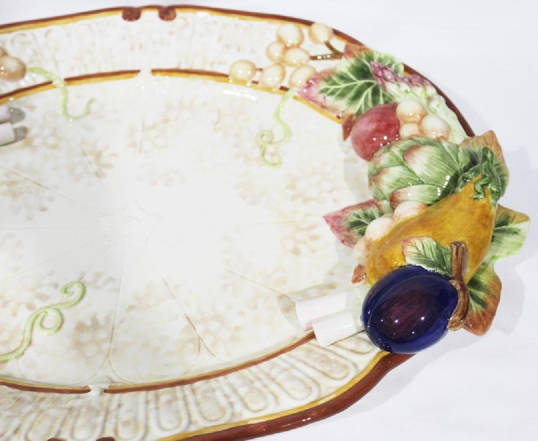 Fitz & Floyd Classics Large Vegetable Platter - 2