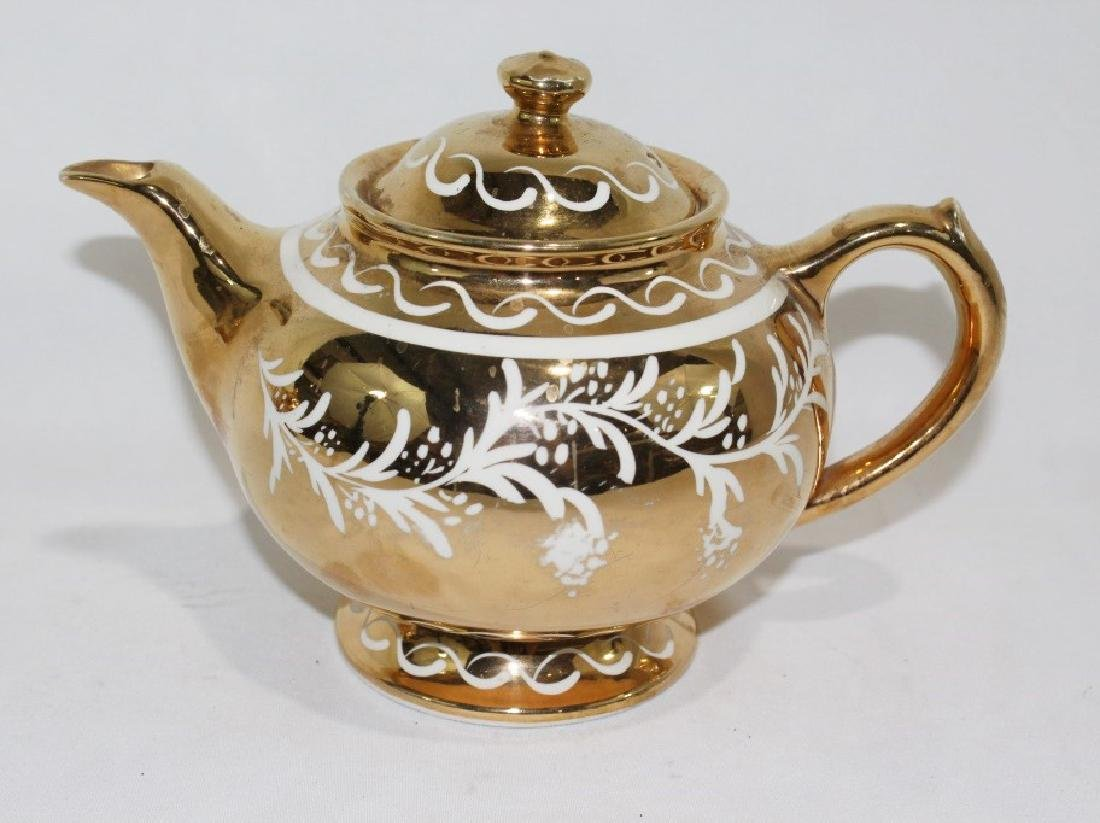 Chelsea Gibson English Lusterware Teapot