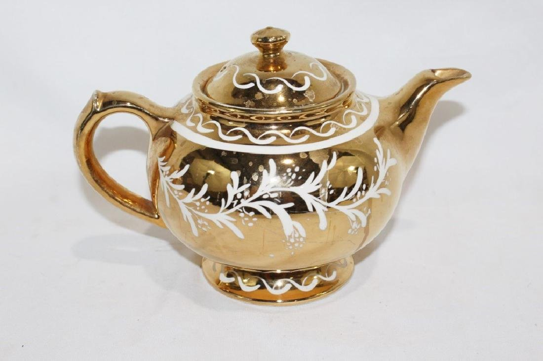 Chelsea Gibson English Lusterware Teapot - 2