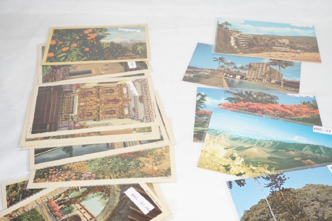 Large Lot of Misc Vintage Postcards AL-NJ - 2