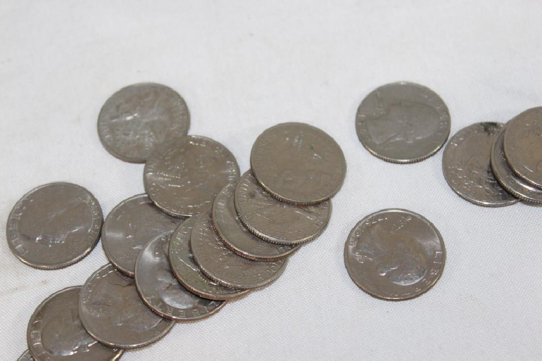 Large Lot of VTG, Antique and Foreign Coins - 6