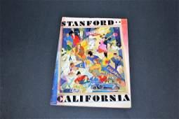 1928 - Stanford vs. California Football Program