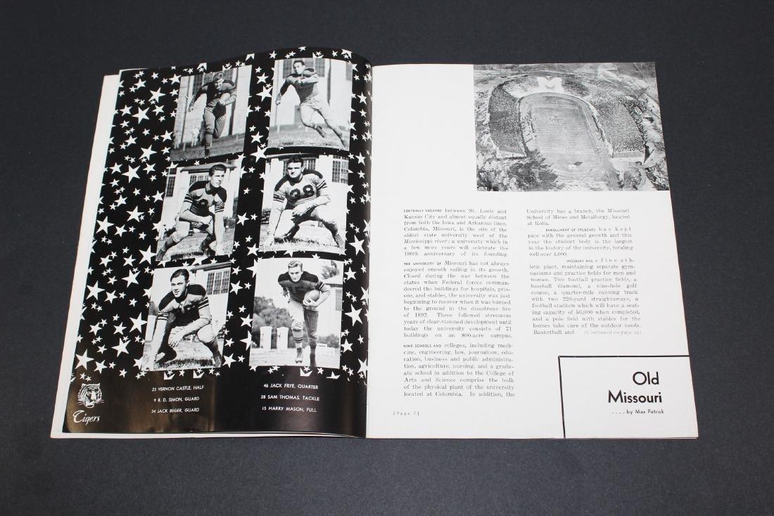 1936 - University of Missouri vs. Michigan State - 3