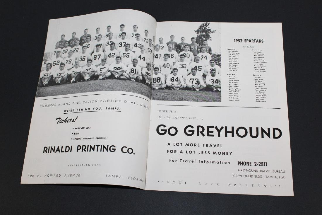 1952 - Tampa University vs. Stetson University Football - 2