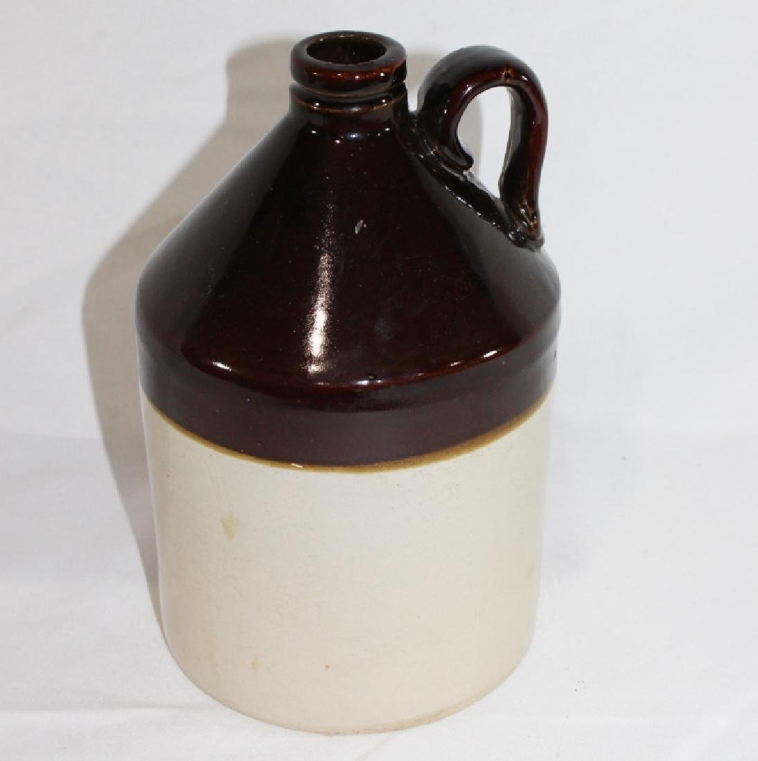 Small Crock Stoneware Jug