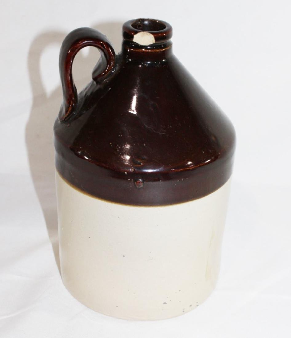 Small Crock Stoneware Jug - 2