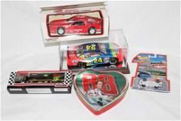 NASCA Collectors Lot  24 Mellow Yellow Semi Daytona
