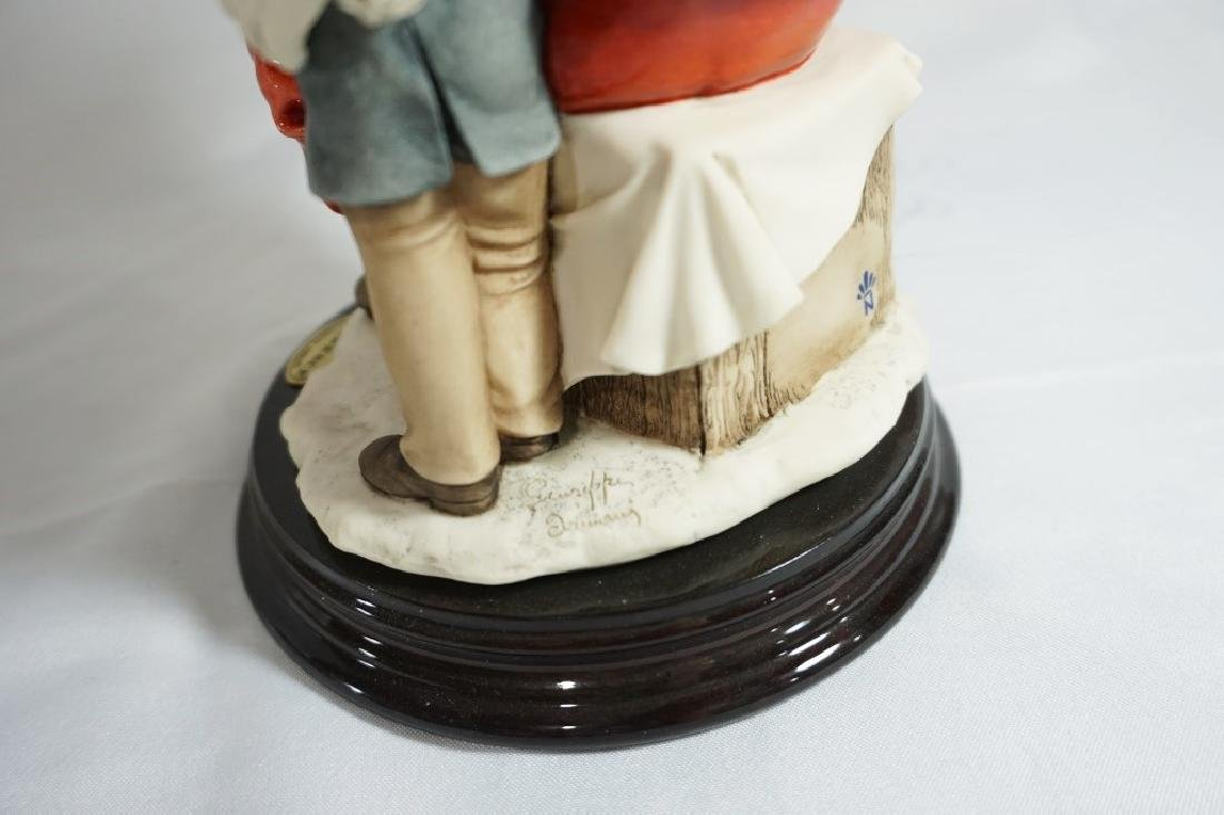 Florence Giuseppe Armani Xmas Wishes Figure - 3