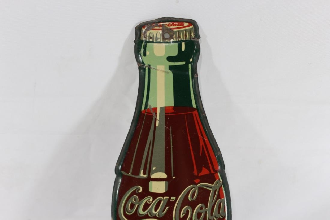 Coca-Cola Bottle Shaped Thermometer - 2