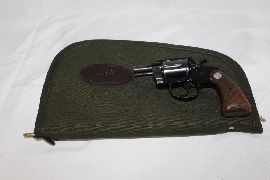 Colt Cobra .38 Special - Revolver