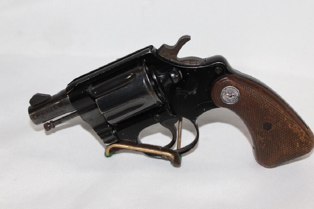 Colt Cobra .38 Special - Revolver - 2