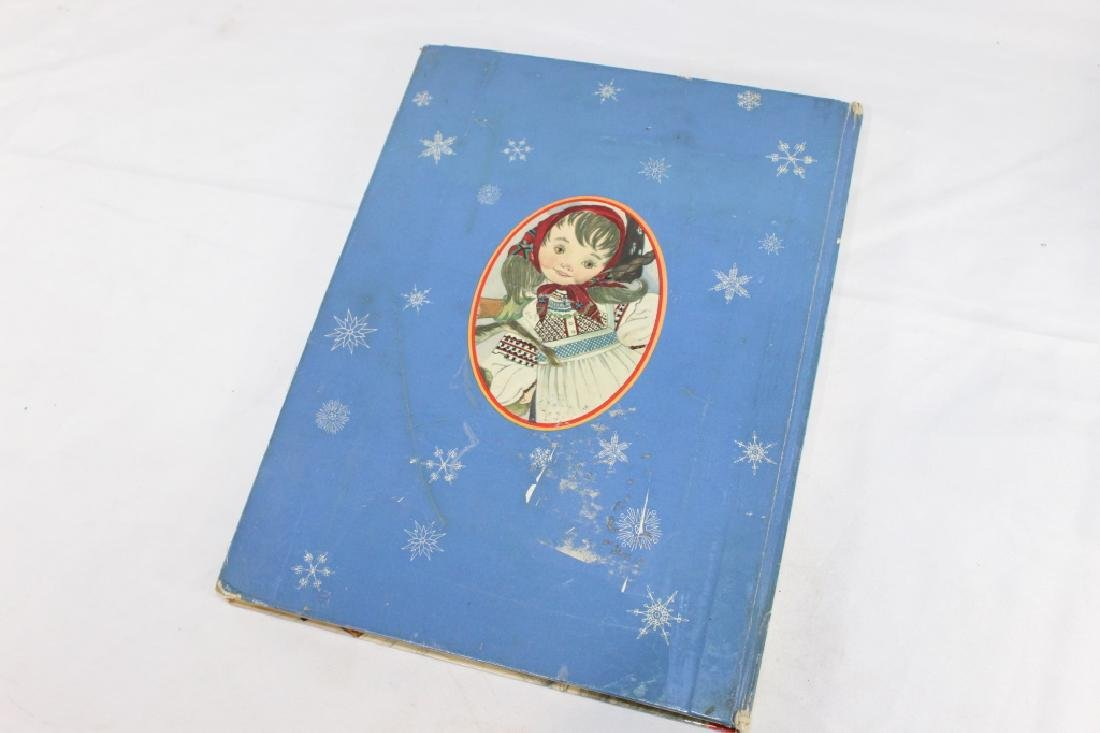 1961 The Snow Queen and Other Tales Deluxe Golden Book - 6
