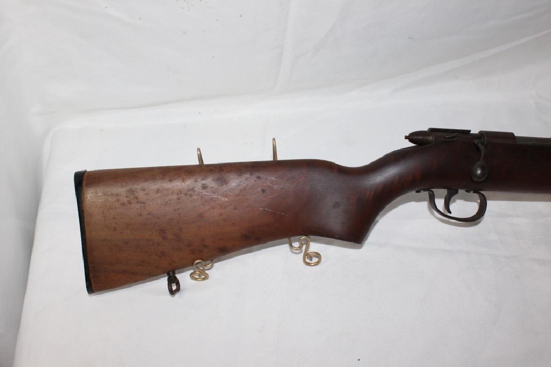 Remington Bolt Action 22. Caliber Rifle - 2