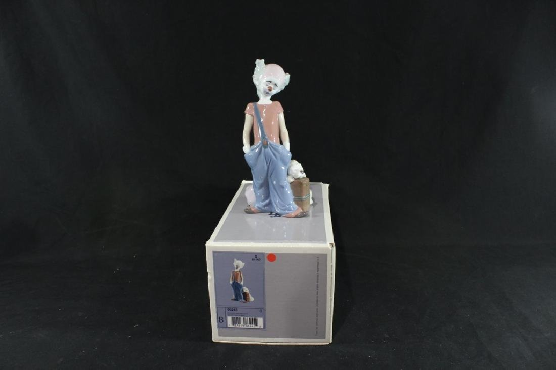 Lladro Weary Travelers w/ Box