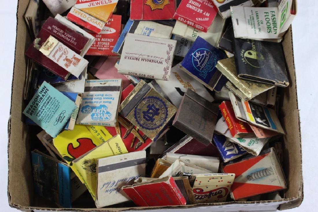 Large Lot of Vintage Matchbooks - 2