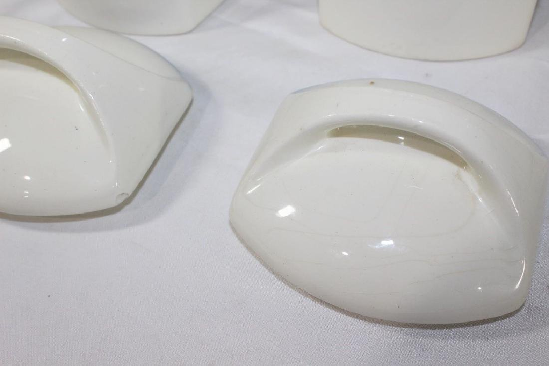 5 Ditmar Urbach Ceramic Canisters AS IS - 4