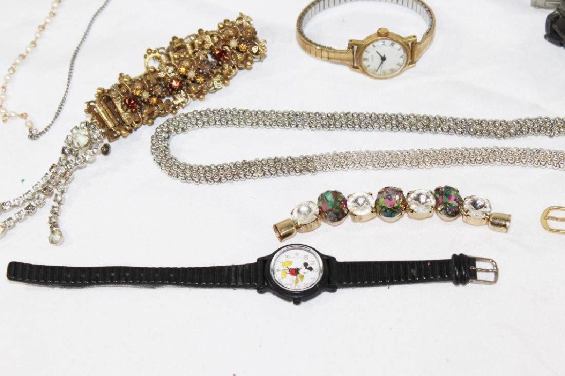Lot of Misc. Watches & Costume Bracelets - 2