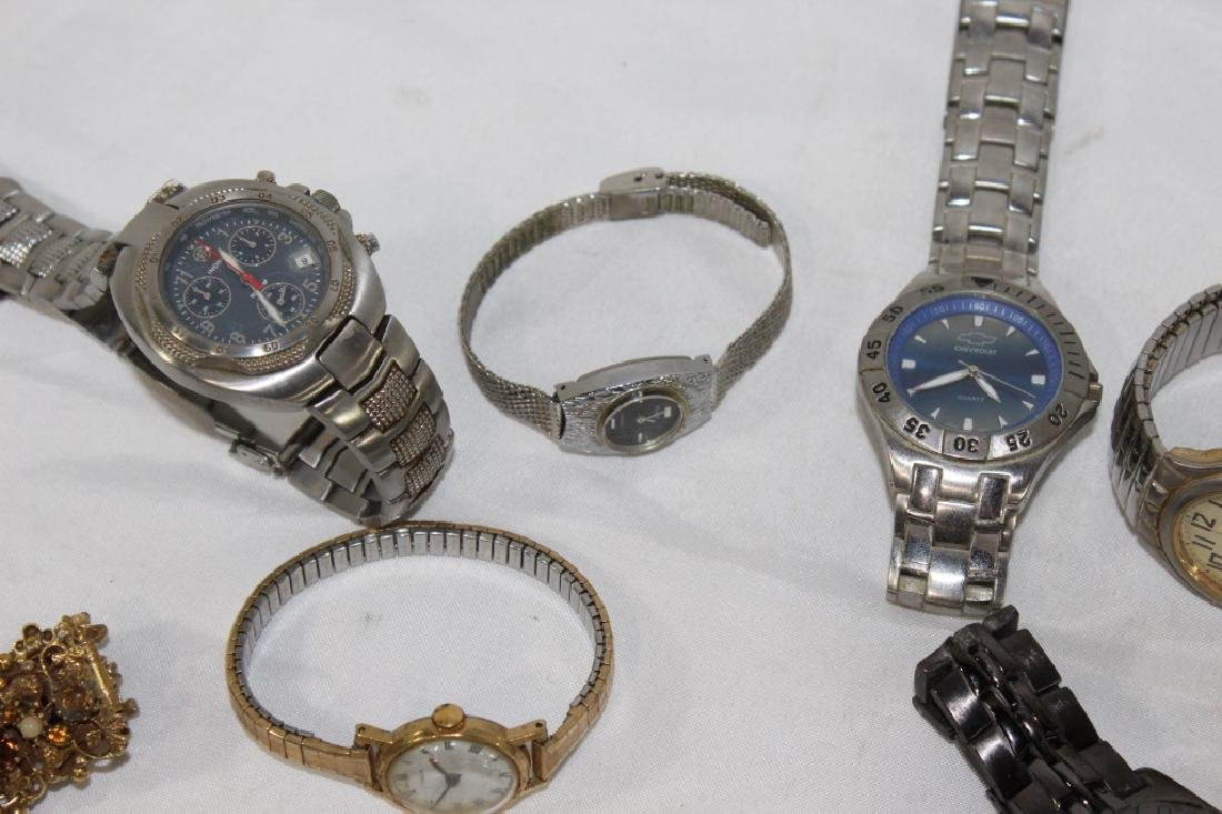 Lot of Misc. Watches & Costume Bracelets - 3
