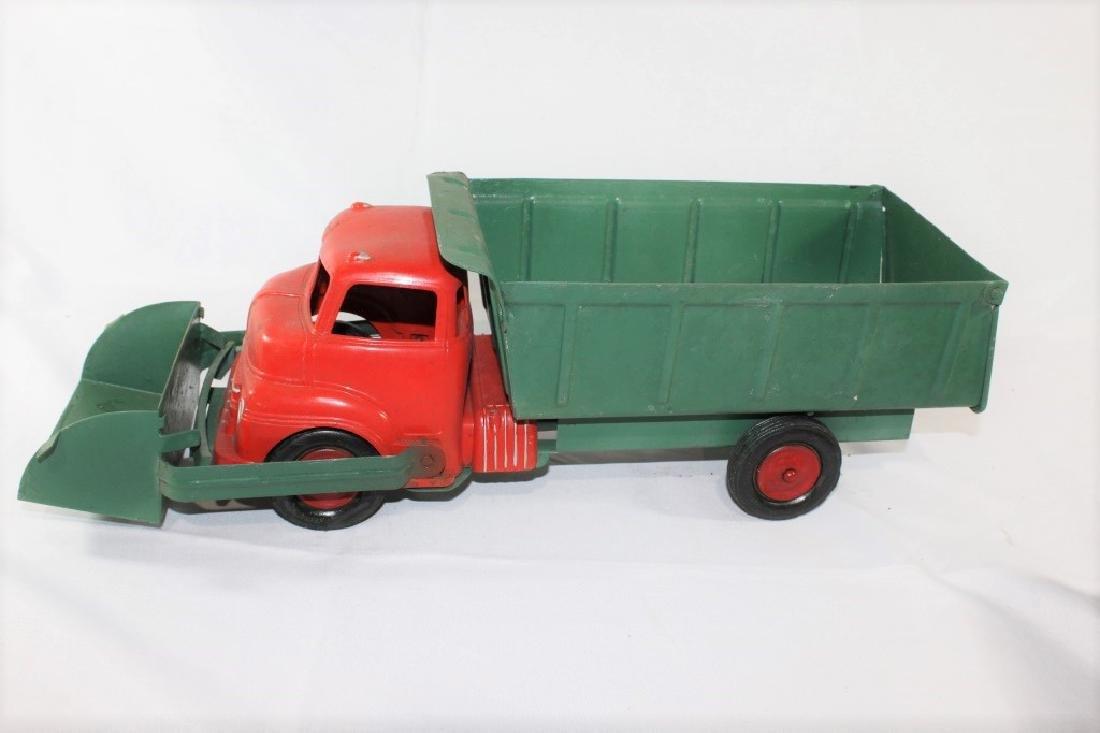 End Dump Truck >> Wyandotte Vintage Front End Dump Truck