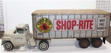 Tin Shop Rite Semi Truck