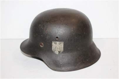 WW2 GERMAN M35 Nazi HELMET - M2048-Size 62