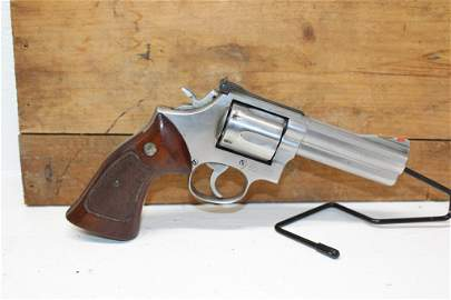 357 Smith & Wesson Model 686