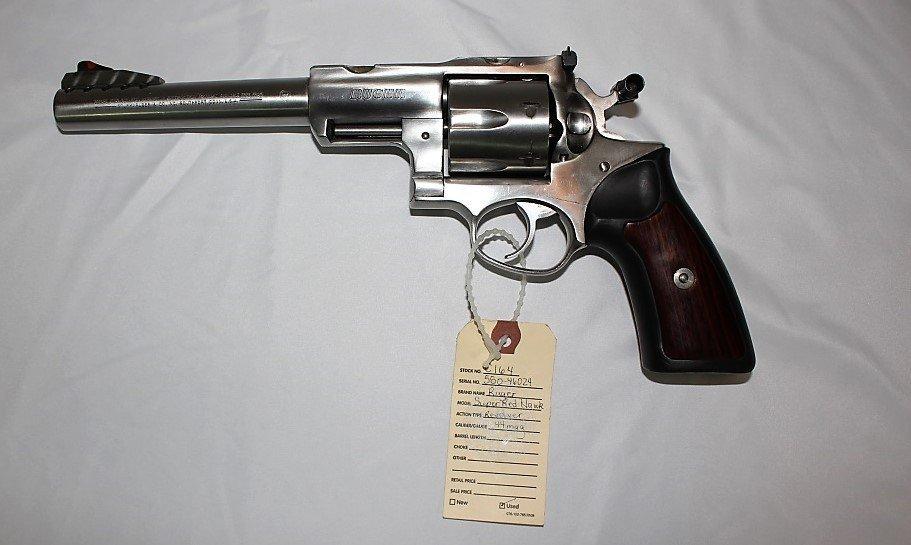 Ruger Super Red Hawk 44 Magnum