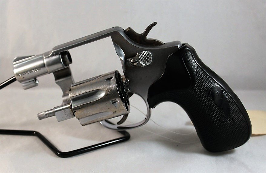 Smith & Wesson Model 10 38 special plus P