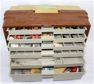 777 Plano Tackle box with contents