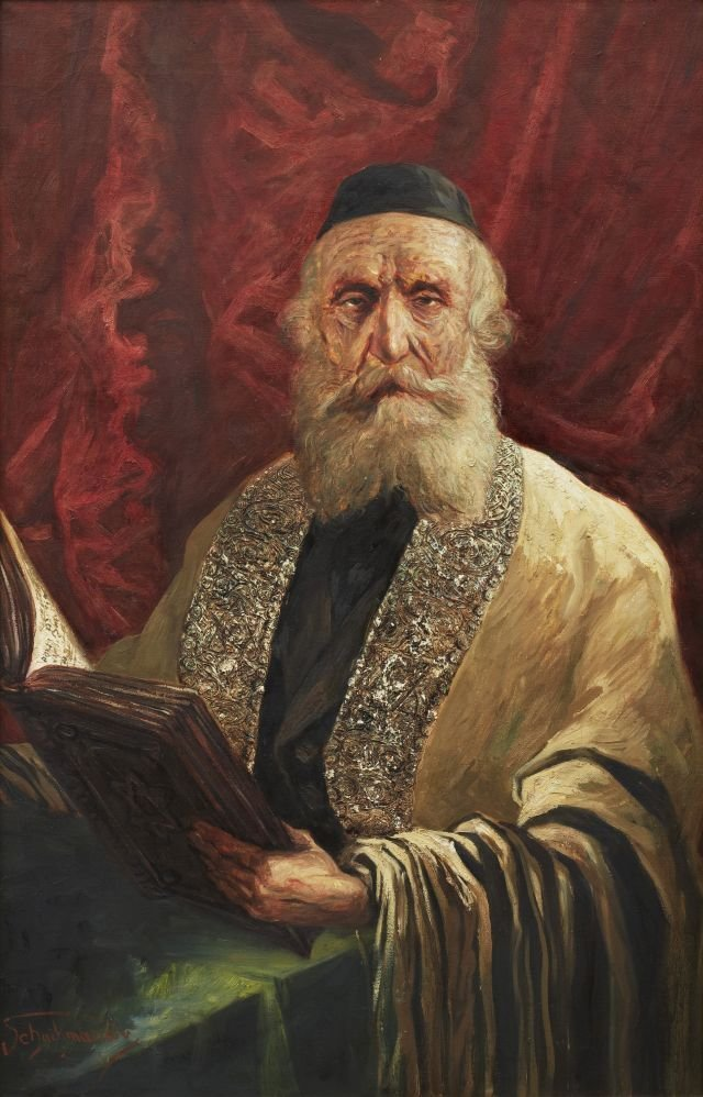 Schachmanov late 19th century