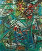 David Lan Bar 1912-1987 (Ukrainian, Israeli)