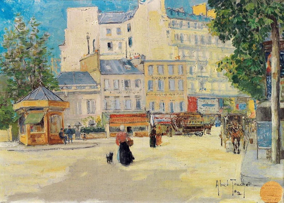Louis Abel-Truchet 1857-1918 (French)