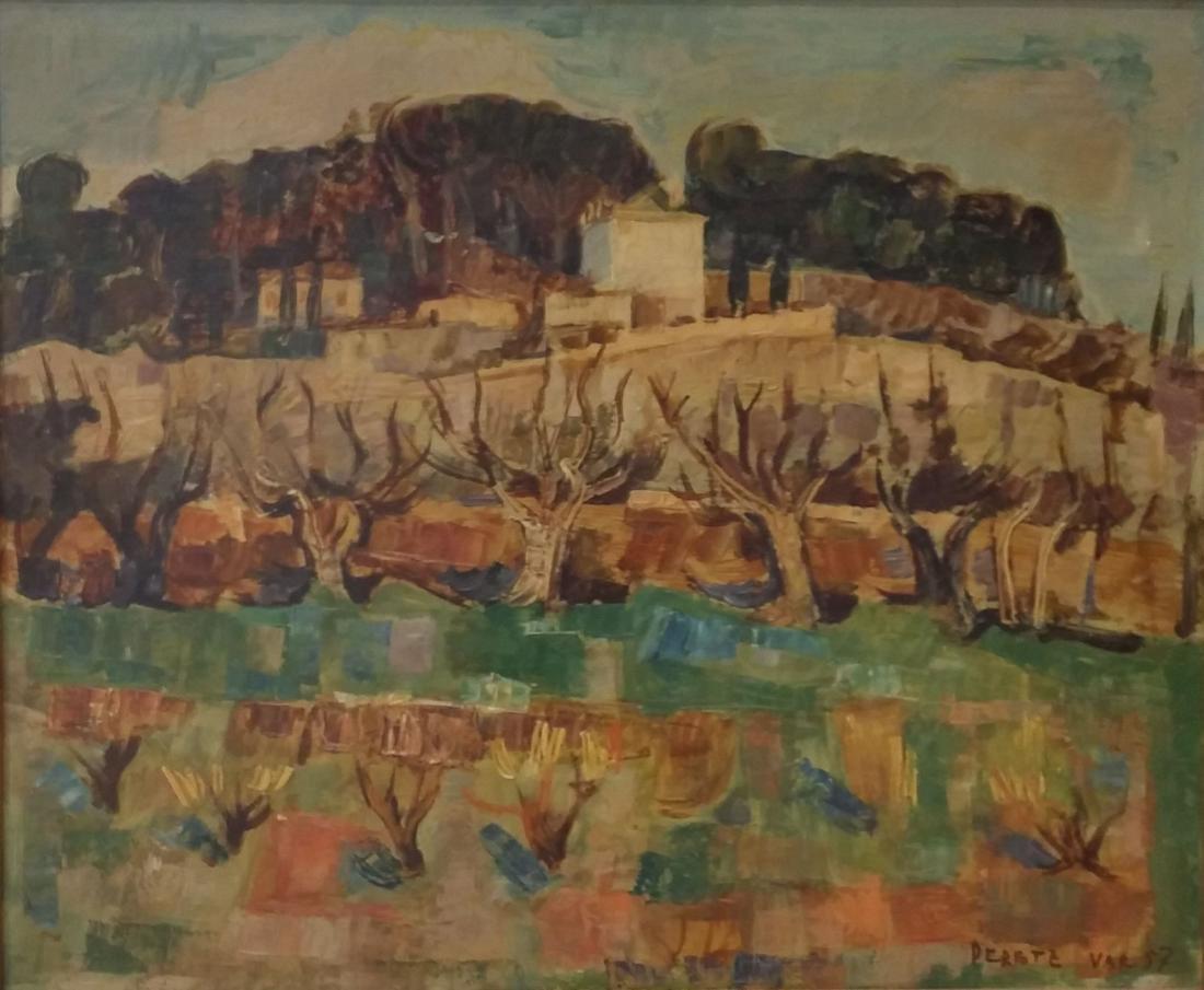 David Peretz 1906-1982 (French)