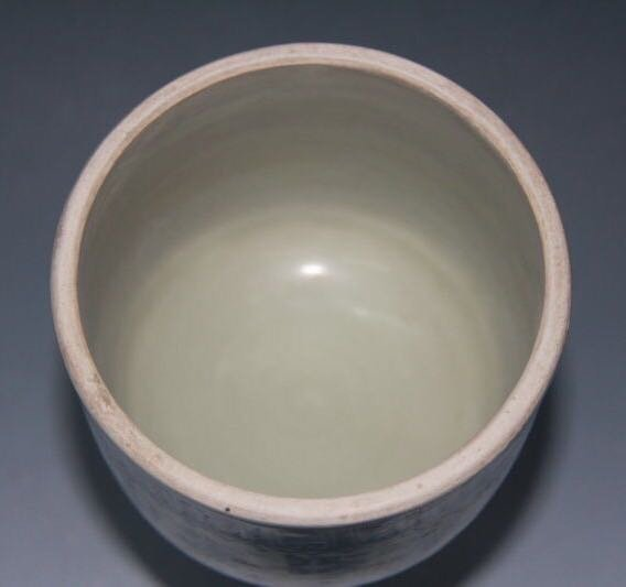 XUANDE MARK, A BLUE AND WHITE BOWL - 7