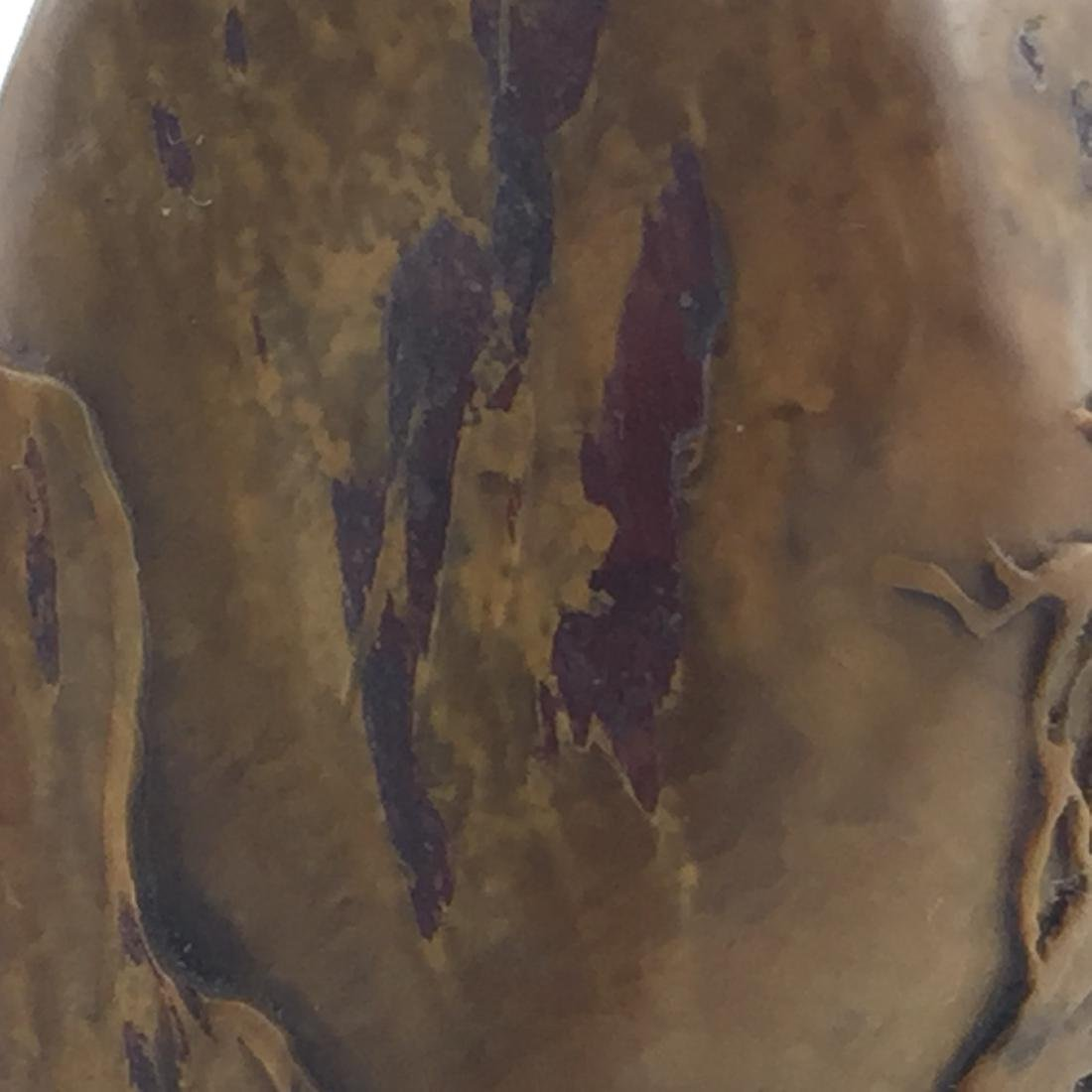 Antique Chinese SHOU SHAN HUANG Stone Seal - 8