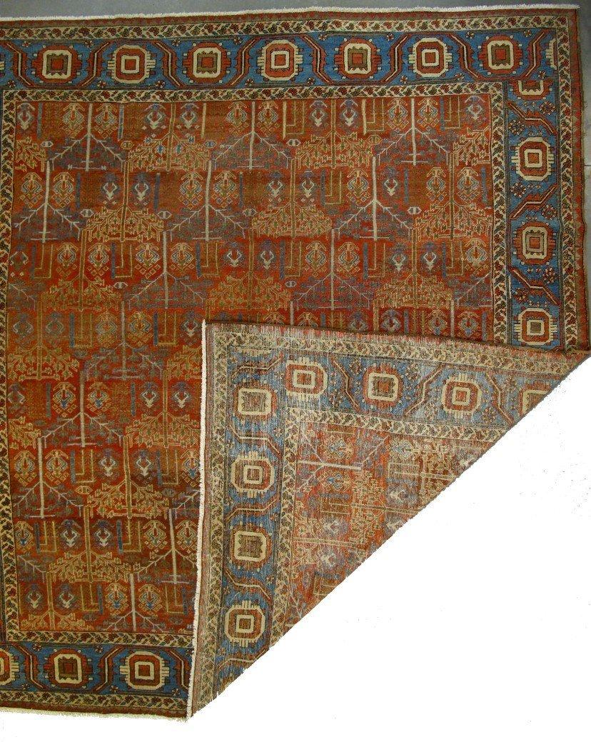 Antique Persian Bakhshayesh Rug - 2