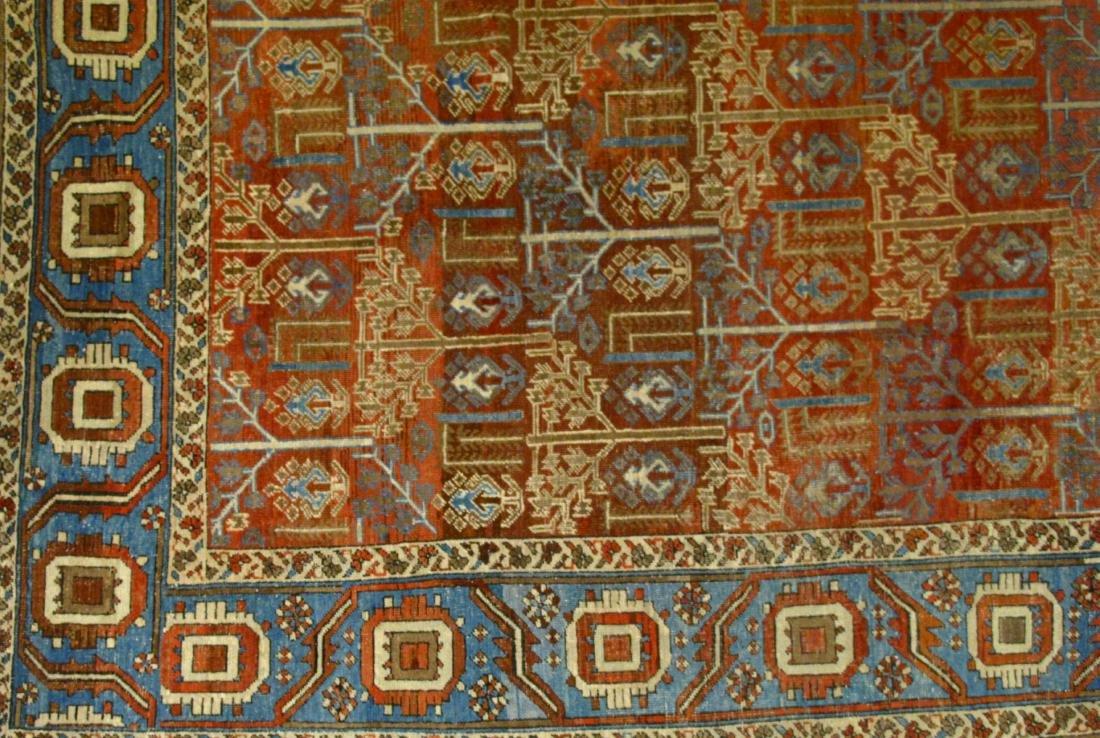 Antique Persian Bakhshayesh Rug - 3