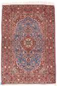 Fine Semi Antique Persian Kashan Rug, Circa 1930