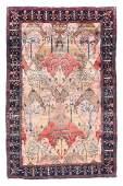 Fine Antique Persian Sarouk Rug, Circa 1890