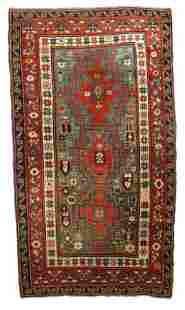 Fine Antique Qarabag Kazak